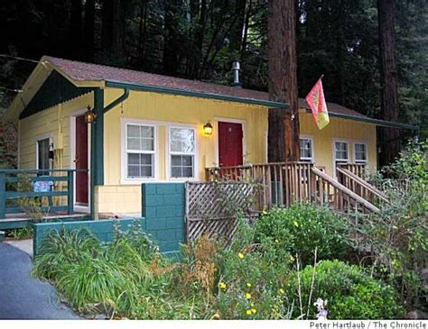 fern grove cottages guerneville sfgate
