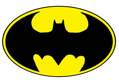 printable batman logo batman emblem printable clipart best