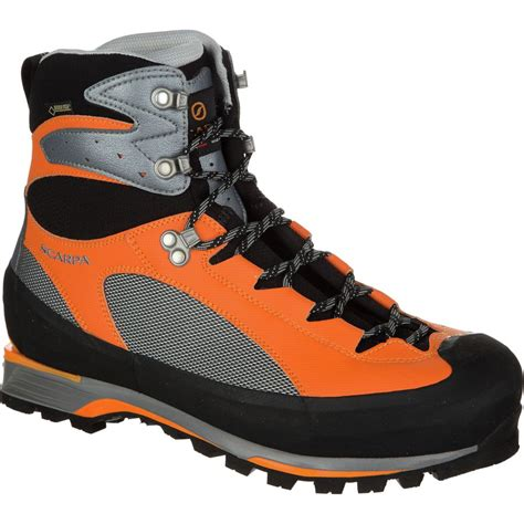 mens mountaineering boots scarpa charmoz pro gtx mountaineering boot s