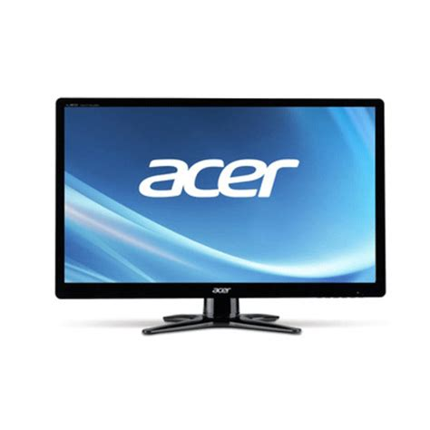 Monitor Acer 18 5 Inch acer g206hql led monitor 19 5 inch jakartanotebook