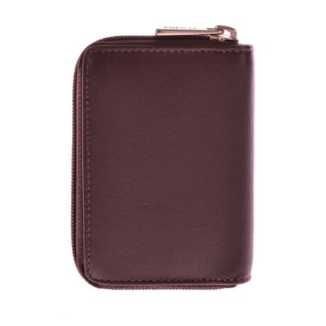 mala origin concertina rfid credit card holder leather