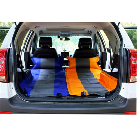 car bed car seat car mattress travel bed inflatable mattress air bed sedan