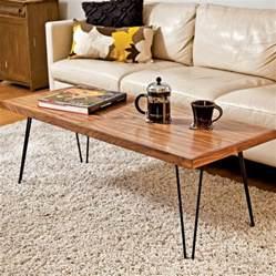 Hairpin Leg Coffee Table Hairpin Leg Coffee Table Design Considerations Homesfeed