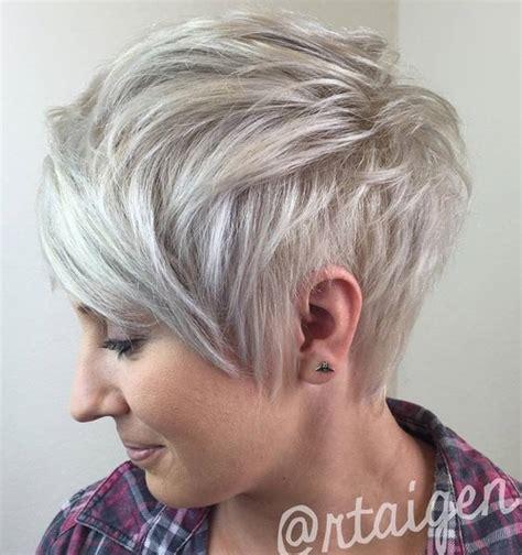 short haircut pixie cut ash blond 70 pixie cut ideas for 2017 short shaggy spiky edgy