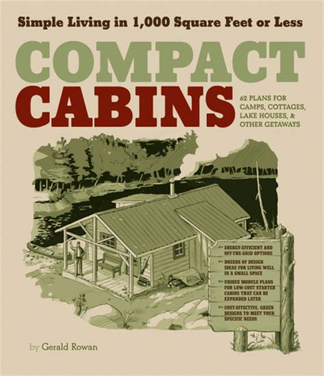 Book Of Cabins Compact Cabins Book Preview