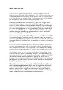 Create A Cover Letter For A Resume by How To Make A Cover Letter For A Resume Best Template