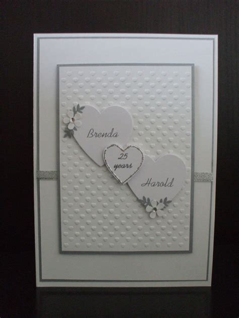 17 Best ideas about Wedding Anniversary Cards on Pinterest