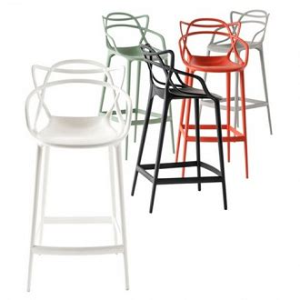 Kartell Masters Stool Replica by China Replica Plastic Kartell Masters Bar Chair Stool