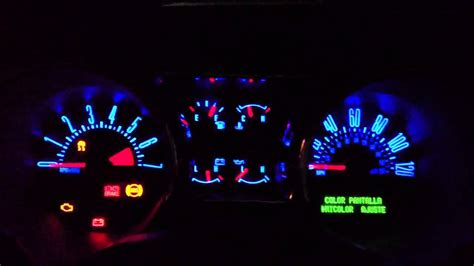 2005 ford mustang cluster mustang v6 cuadro cluster my color 2005 2009