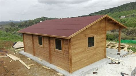 oferta casas de madera mil anuncios casa de madera 56m2 de ocasion oferta
