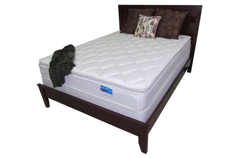 pillowtop bed serta revival firm twin size mattress and foundation set