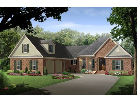 two story house plans with side garage regency cove traditional home plan 077d 0151 house plans and more