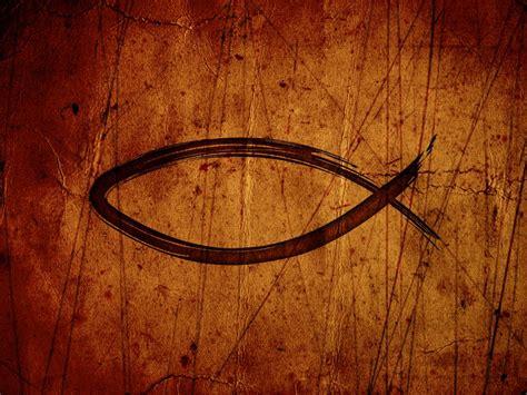 imagenes simbolos cristianos 191 por qu 233 los primeros cristianos utilizaban el pez como