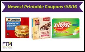printable zyrtec coupon printable coupons roundup 4 8 save on jimmy dean zyrtec