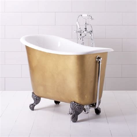small bathroom with bathtub small freestanding bath makes big bathroom splash homegirl london