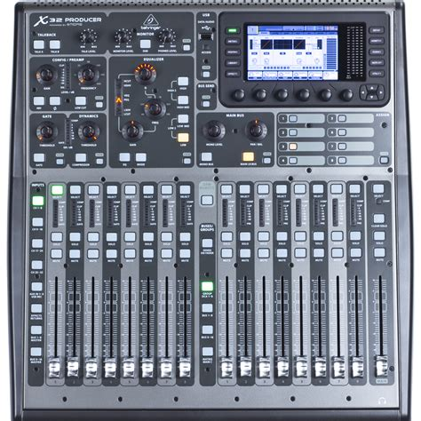 Mixer Behringer Digital behringer x32 producer digital mixer at education