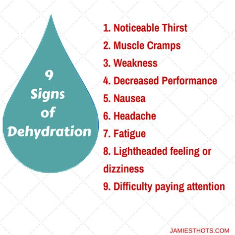 dehydration signs ad 9 signs of dehydration and how to prevent it with