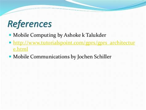 tutorialspoint mobile computing gprs architecture ppt