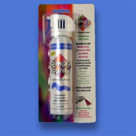 upholstery spray dye blue fabric spray paint dye vibrant easy soft