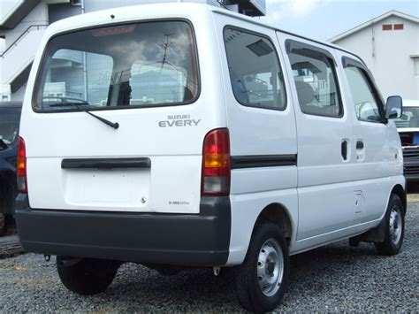 suzuki every van suzuki every van 2001 used for sale