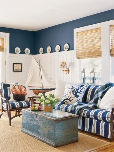nautical living room living room ideas