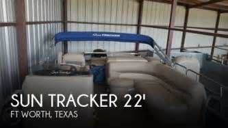 tracker boats net worth canceled sun tracker 22 dlx fishing barge boat in ft