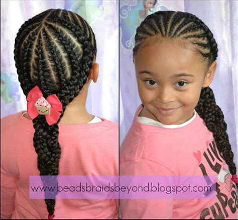back to school hairstyles plaits love this braided look for a mini natural hair curly girl