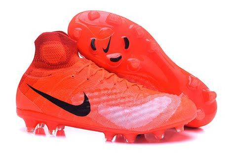 nike orange football shoes best sell nike magista obra ii fg orange s