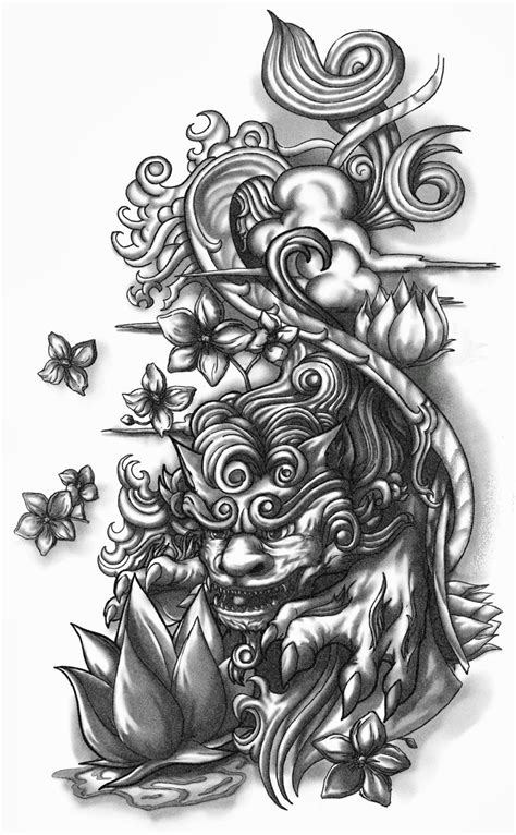 stock tattoo designs sleeve designs black and white drawings