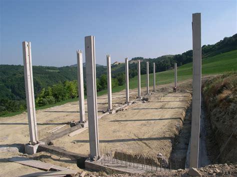 capannone agricolo prefabbricato realizzazione di un prefabbricato agricolo in cemento