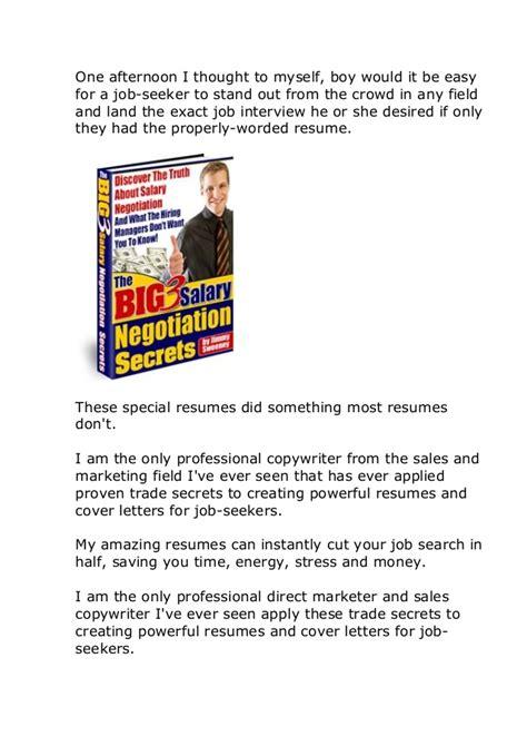 does amazing resume creator actually work