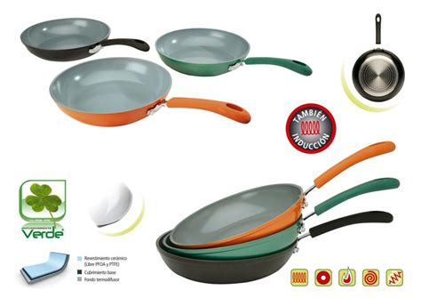 Teflon Carrefour cocina con sartenes ecol 243 gicas evita el tefl 243 n y otros