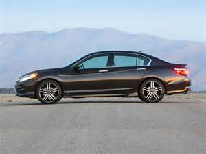 Honda Accord Safety Rating New 2017 Honda Accord Price Photos Reviews Safety