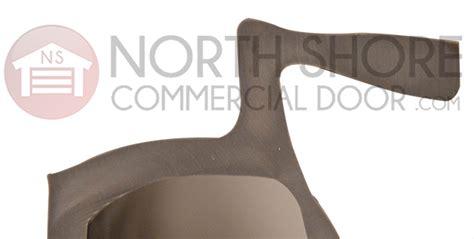 commercial garage door seal