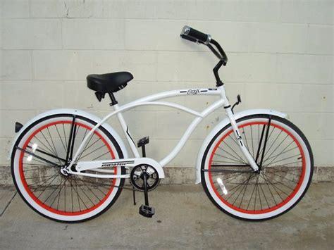 Micargi Onyx Mens Beach Cruiser Bicycle For Sale