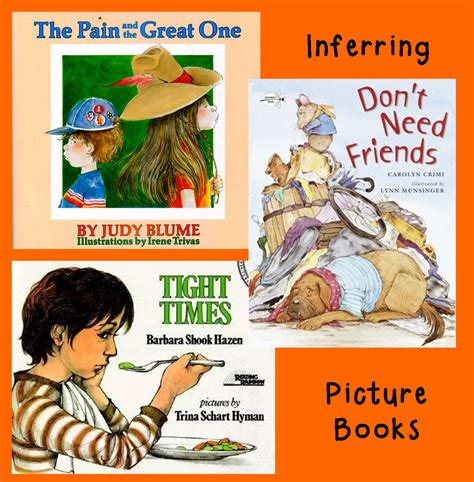 picture books for inferring hoots n hollers five for friday a busy week