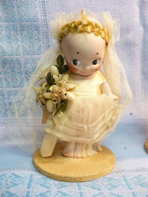bisque kewpie doll 267 best kewpie kutie kraze images on kewpie
