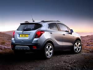 Vauxhall Mokka Length 2013 Vauxhall Mokka Release World Of Car Fans