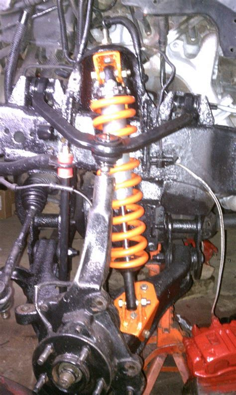 coilover conversion finally ranger forums  ultimate
