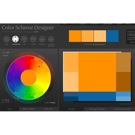 color scheme maker the split complementary color scheme guide to color theory