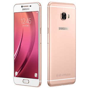 samsung c 7 samsung galaxy c7 c7000 pink gold 5 7 quot 16mp 32gb 4gb ram android phone by fedex ebay