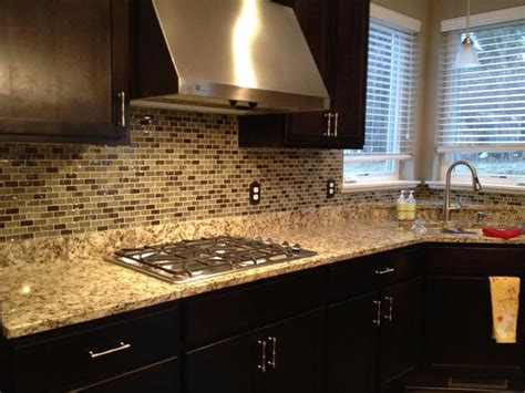 cracked glass tile backsplash cracked glass backsplash home decor