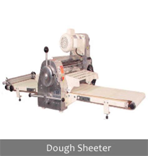 bench top dough sheeter transworld enterprises