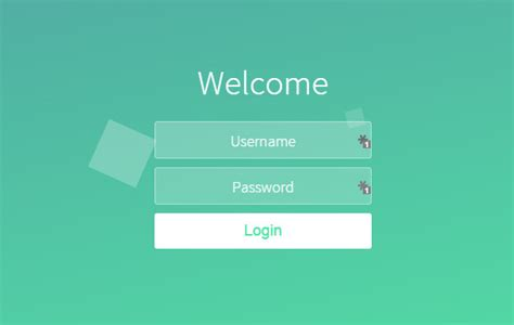 templates for login pages 35 free css3 html5 login form templates