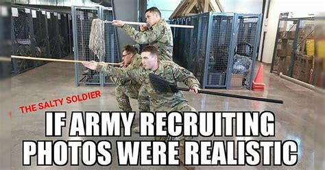 Army Recruiter Meme - 13 funniest military memes for the week of jan 13 we
