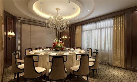 Circular Dining Room Houses And Circular Interior Style