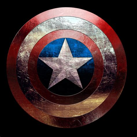 wallpaper of captain america shield captain america shield hd desktop wallpapers attachment