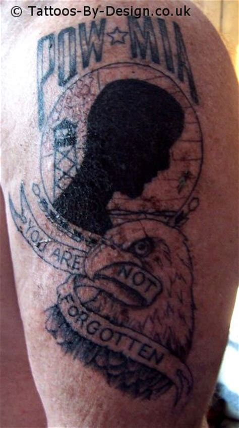 pow tattoo pow
