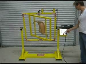 stelter creative 3x3 rotocasting machine with mold youtube