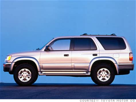 1998 Toyota 4runner Mpg For Clunkers Is It For You 1998 Toyota 4runner 7